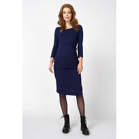 Queen Mum  Kleid  Medieval Blue 7