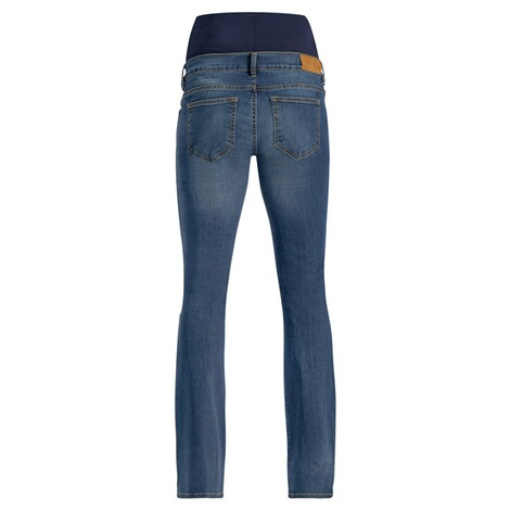 Noppies  Bootcut Umstandsjeans Jade  Authentic Blue 2