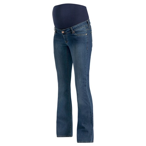 Noppies  Bootcut Umstandsjeans Jade  Authentic Blue 6
