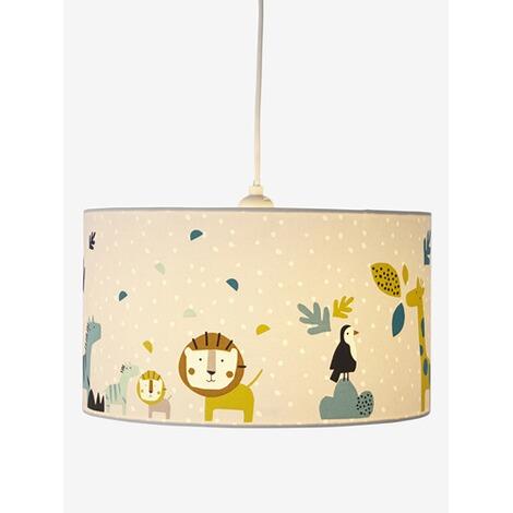 Vertbaudet Lampenschirm Dschungel Fur Kinderzimmer Online Kaufen