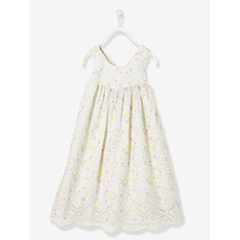VERTBAUDET Bedrucktes Mädchenkleid online kaufen | baby-walz