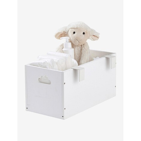 vertbaudet aufbewahrungsbox f r den wickeltisch online kaufen baby walz. Black Bedroom Furniture Sets. Home Design Ideas