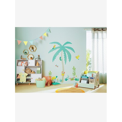 Wimpel Girlande Fur Kinderzimmer Wimpelkette Mehrfarbig