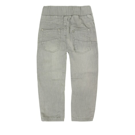 BELLYBUTTON  Jeanshose Tunnelzug Used Look, bis Gr. 128  mid grey denim 2