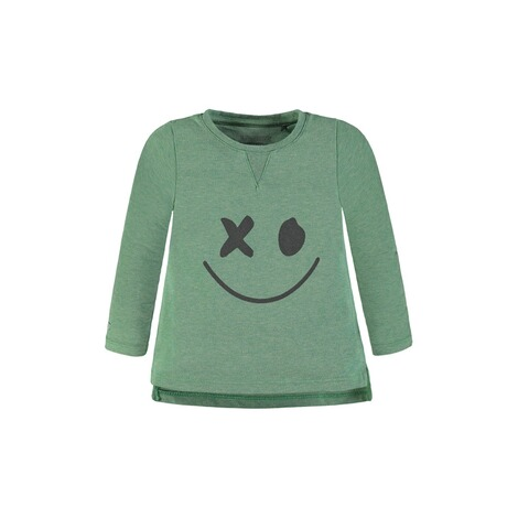 BELLYBUTTON  Langarmshirt  malachite green melange 1