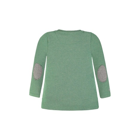 BELLYBUTTON  Langarmshirt  malachite green melange 2