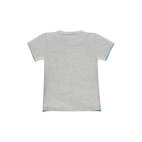 BELLYBUTTON  T-Shirt  sandy grey melange 2