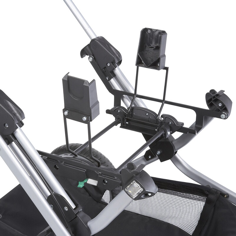 Teutonia Adapter Mistral S Mistral P Quadro Maxi Cosi 2009-2011
