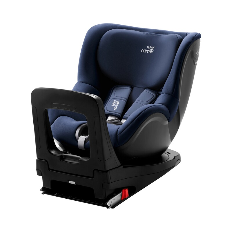 PREMIUM Dualfix M i-Size Kindersitz moonlight blue