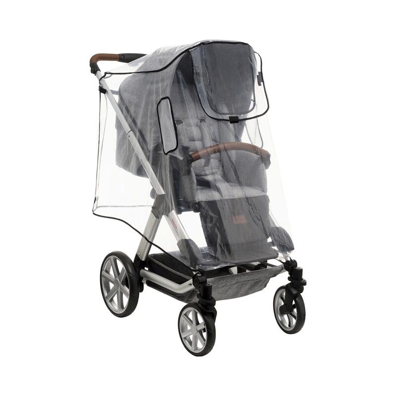 Universal Regenschutz XL für Kinderwagen, Buggy