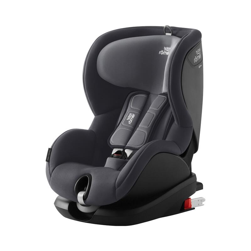 PREMIUM Trifix 2 i-Size Kindersitz storm grey