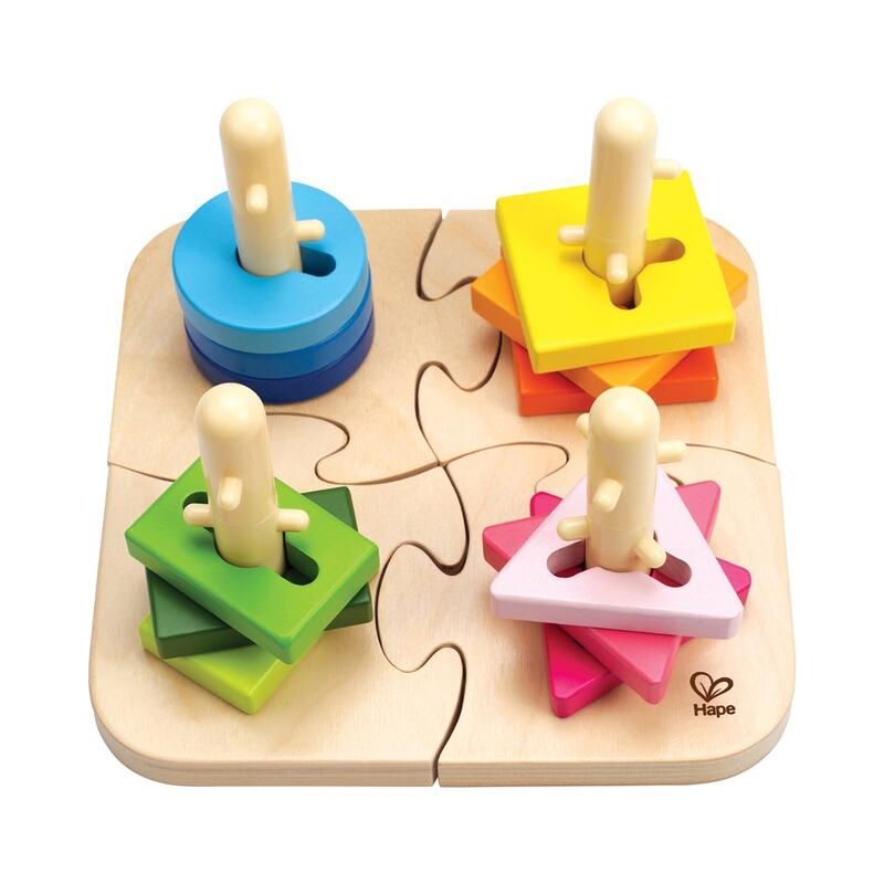 Steckspiel Kreatives Steckpuzzle