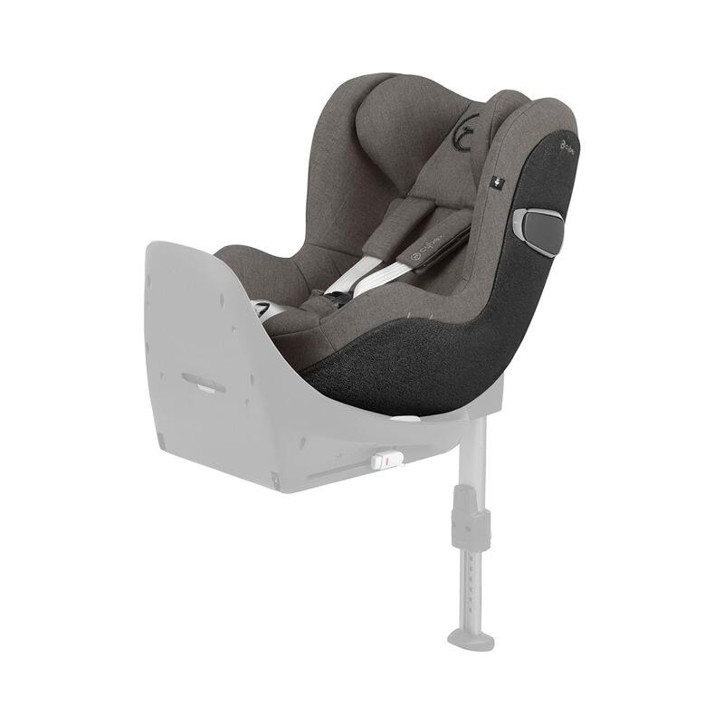 PLATINUM Sirona Z i-Size Plus Kindersitz Soho Grey