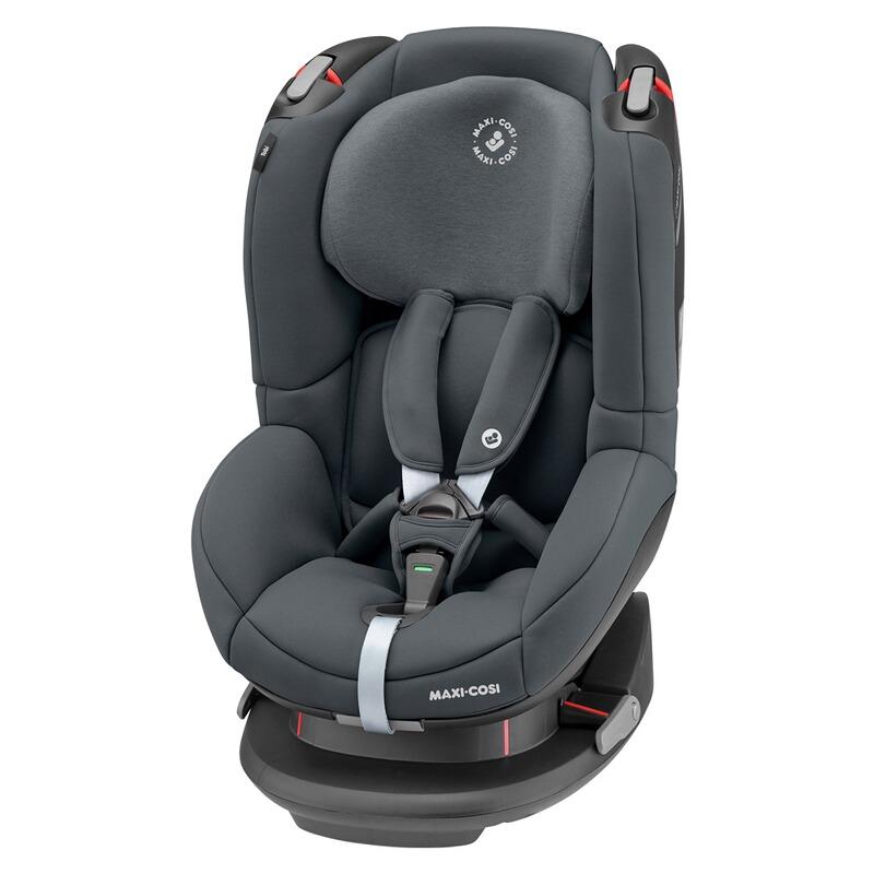 Tobi Kindersitz authentic graphite
