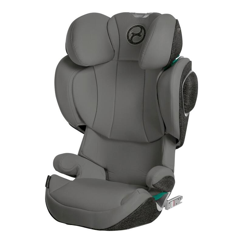 Cybex Solution Z i-Fix Kindersitz soho grey