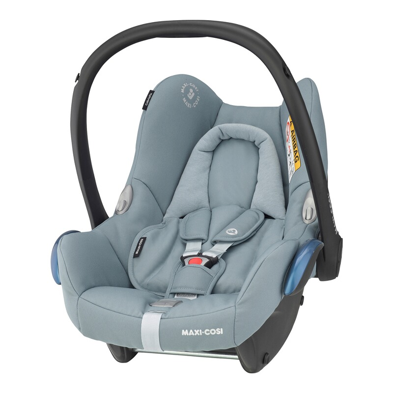 Cabriofix Babyschale essential grey