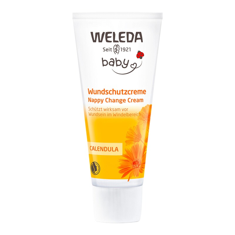 Calendula Wundschutzcreme 75 ml