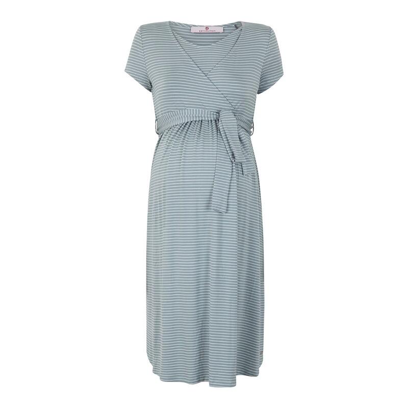 Umstands- und Still-Kleid