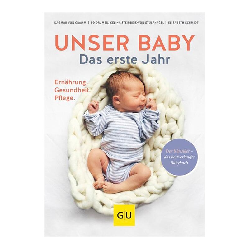 Babybuch Unser Baby - Das erste Jahr