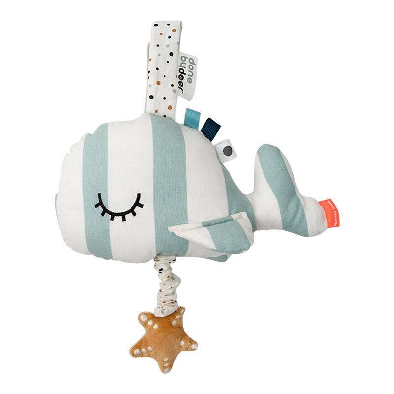 Spieluhr Wal Wally blau
