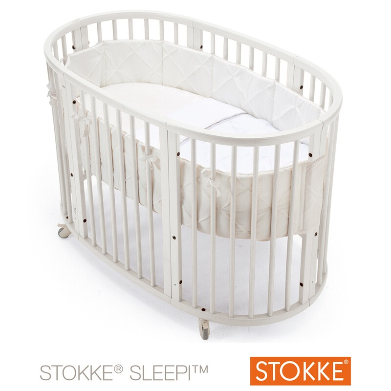 SLEEPI™ Babybett mit Matratze